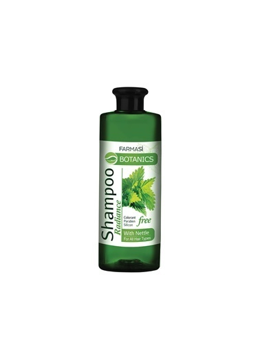Farmasi Botanics Isırgan Özlü Parlaklık Veren Şampuan-500Ml Renksiz